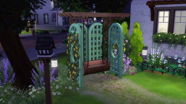 [Création Sims 4] Astuces déco et construction sans cc 15-05-10