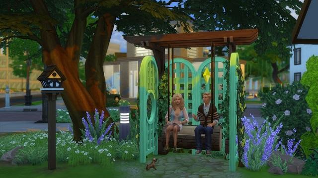 [Création Sims 4] Astuces déco et construction sans cc 15-05-11