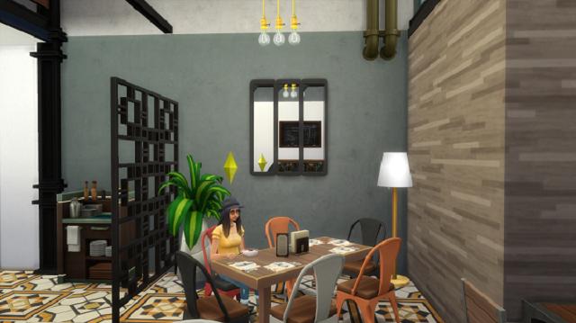 [Création Sims 4] Astuces déco et construction sans cc 21-05-10