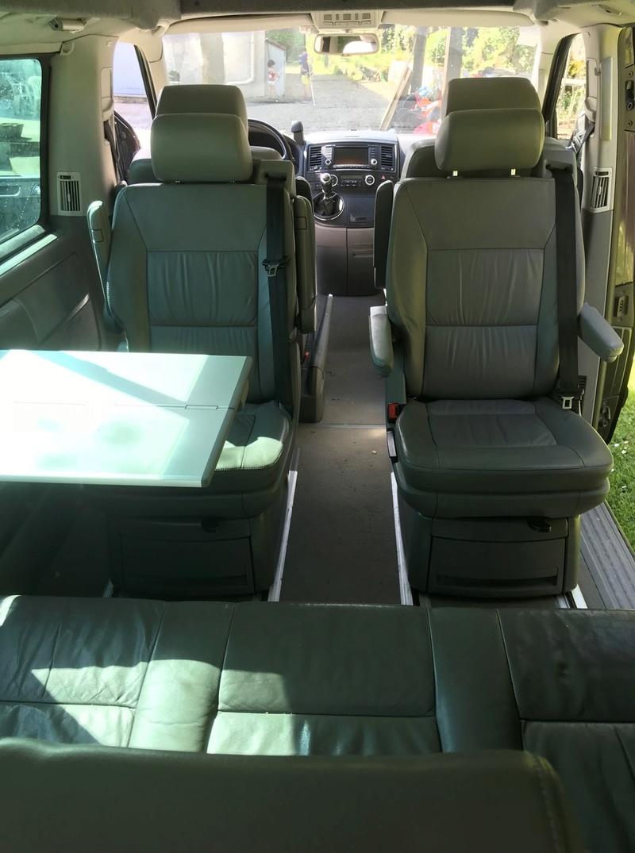 Vend Multivan T5 TDI 4 Motion avec toit et amenagements Img_8612