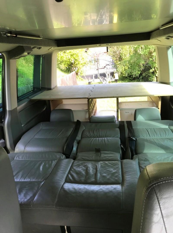 Vend Multivan T5 TDI 4 Motion avec toit et amenagements Img_8614