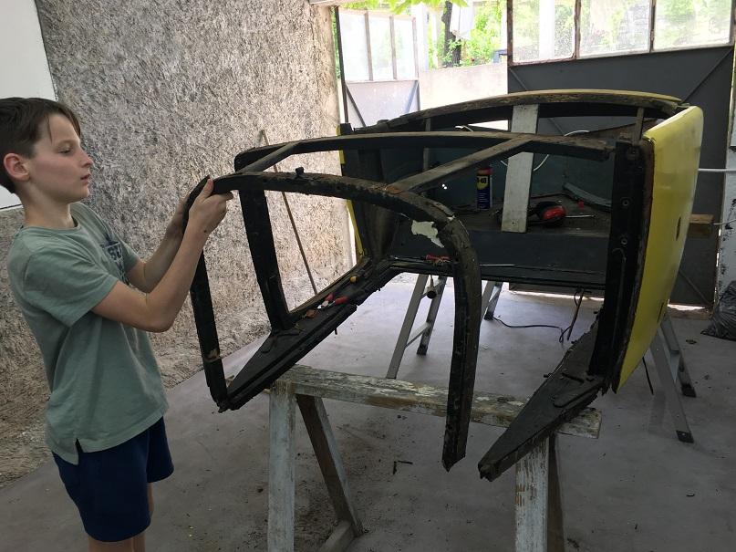restauration cabriolet nr 10380 Img_2812