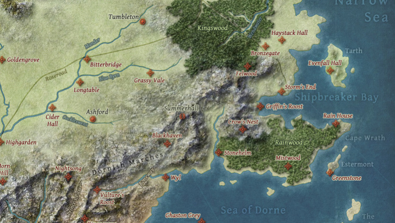 Ponta Tempestade, a Fúria dos Deuses Storml10