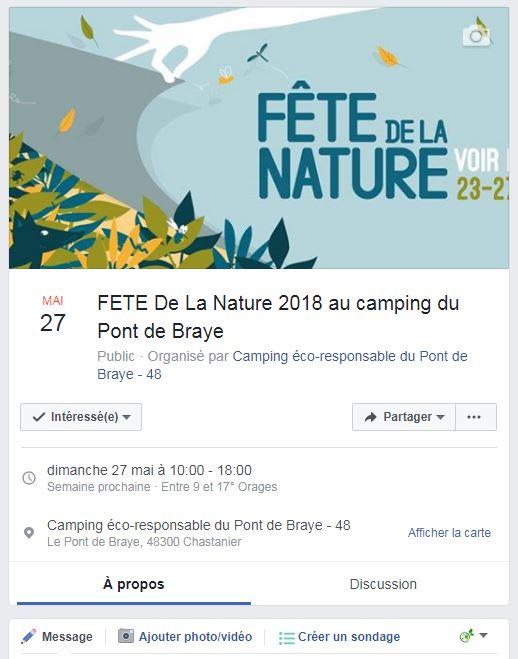 La fête de la Nature 2018 Captur10