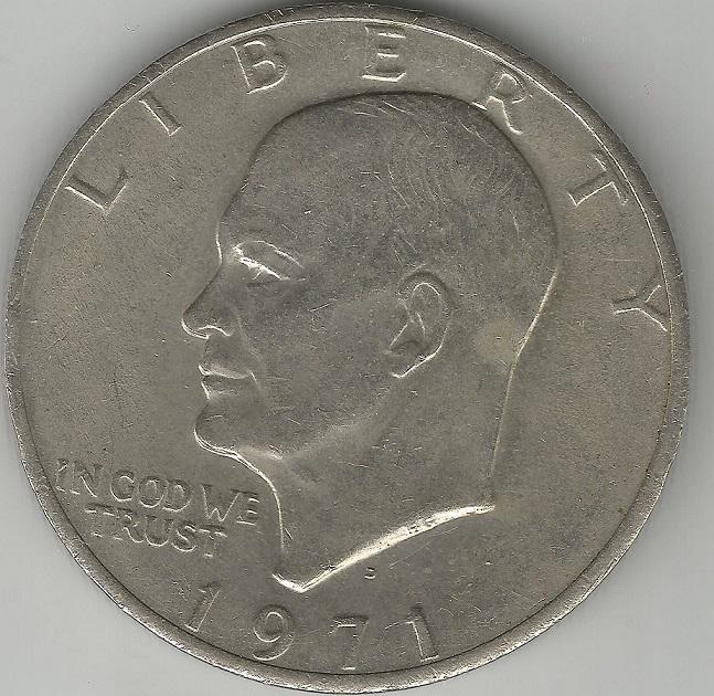 one dollar 1971 Carado10