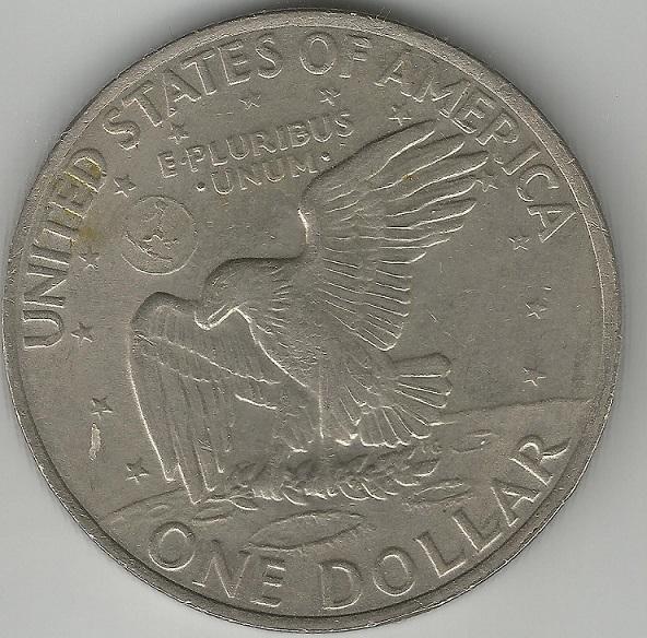 one dollar 1971 Cruzdo10