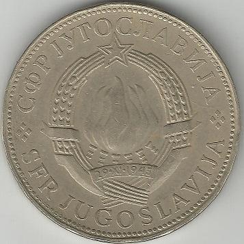 10 dinara yugoslavia 1976 Yugosl11
