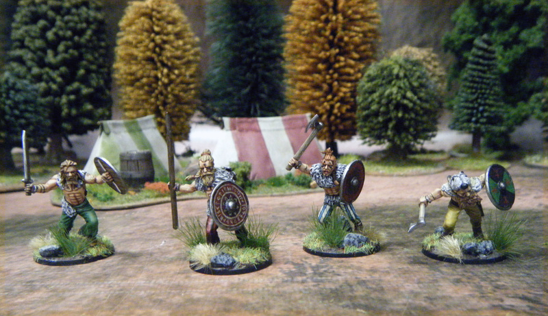 Armée viking Berser11