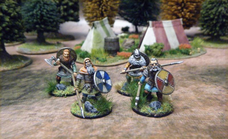 Armée viking Gardes10