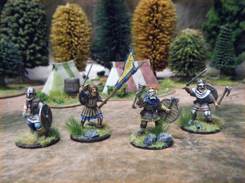 Armée viking Gardes11