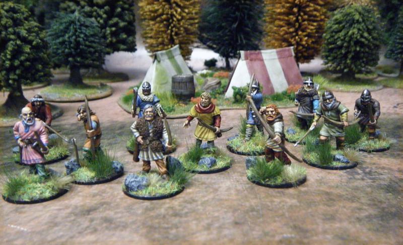 Armée viking Levyes10