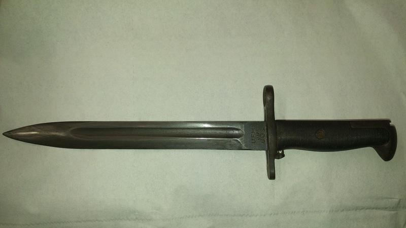 Baïonnette M1 UFH M210