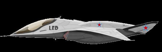 Etat de l'armée de l'air lédonienne Led-ma10