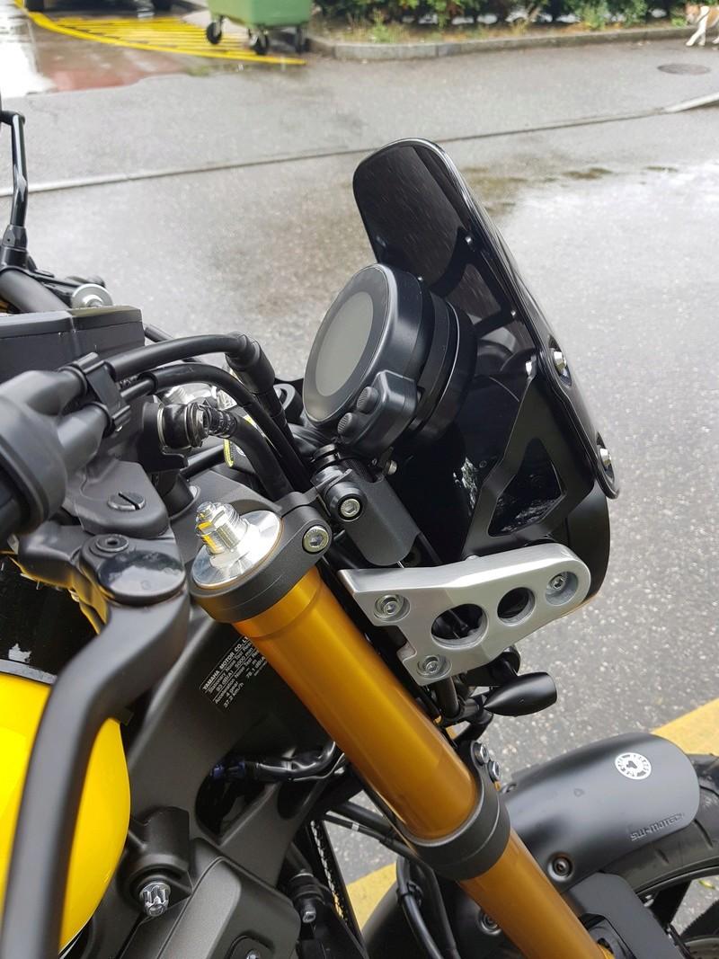 Bulle sport Yamaha XSR 900 20180510