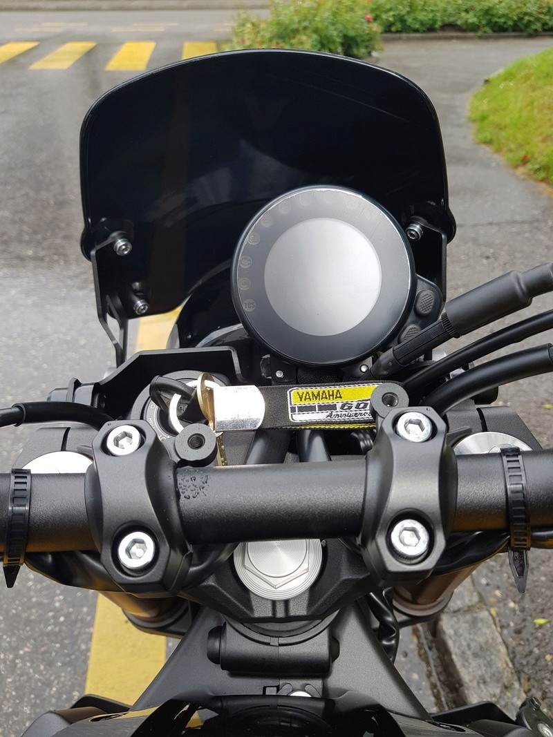 Bulle sport Yamaha XSR 900 20180511