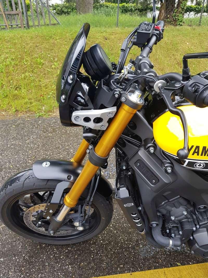 Bulle sport Yamaha XSR 900 20180512