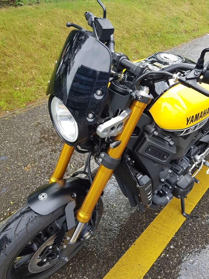 Bulle sport Yamaha XSR 900 20180513