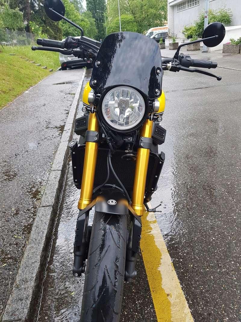 Bulle sport Yamaha XSR 900 20180514