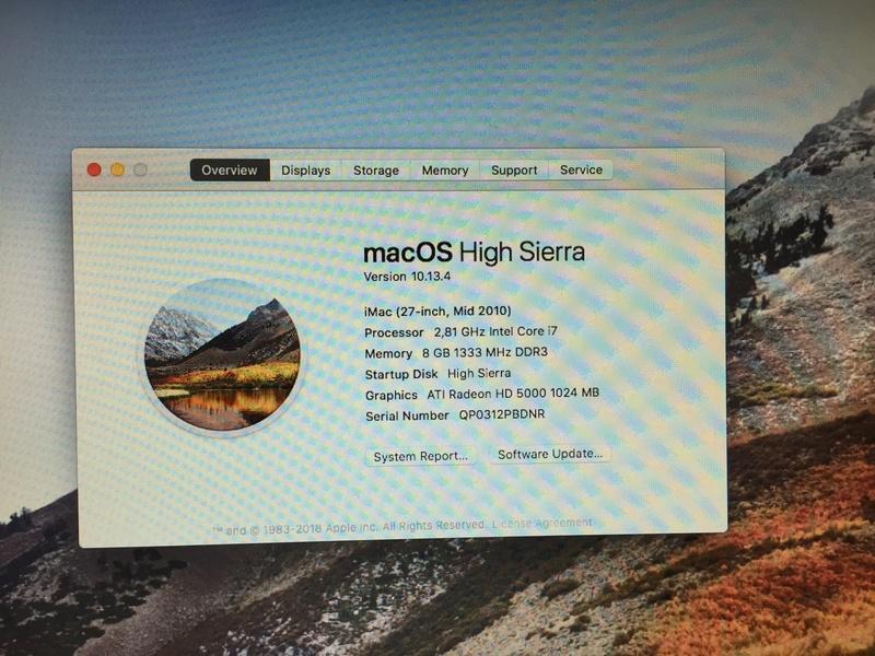 [résolu]Disque SSD invisible - install High Sierra B68c0210
