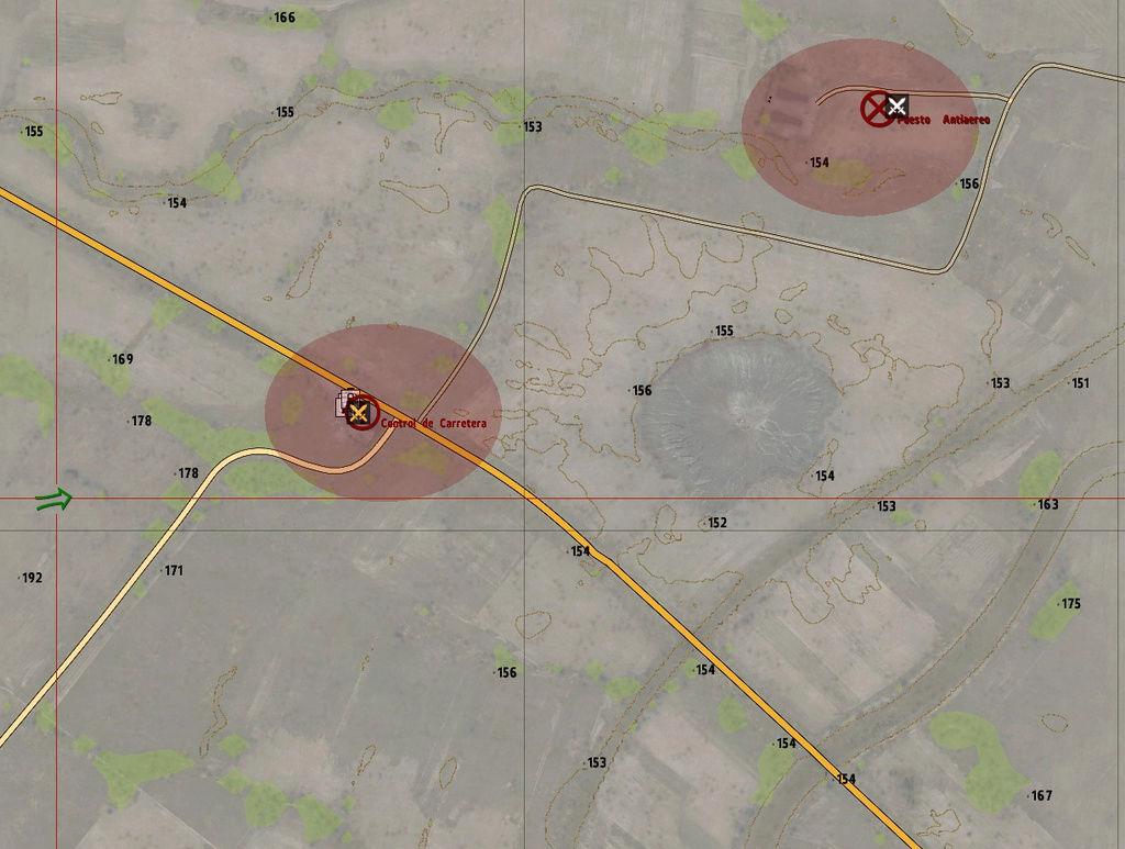 Operación N°1:  Despertar Mapa10
