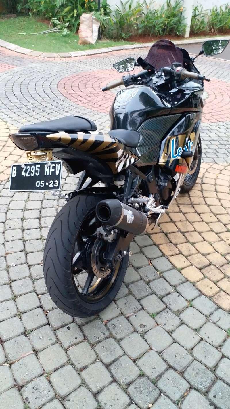WTS: Ninja 250 KARBU HITAM 2011 20180514