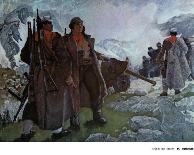 El pueblo albanés y su contribución en la lucha antifascista en la Segunda Guerra Mundial 4455t510