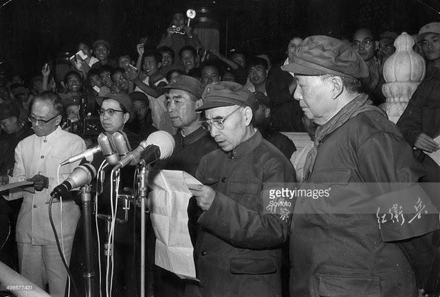 Una carta de Mao Zedong a su mujer; Reflexiones sobre China; Enver Hoxha, 1973 49887710