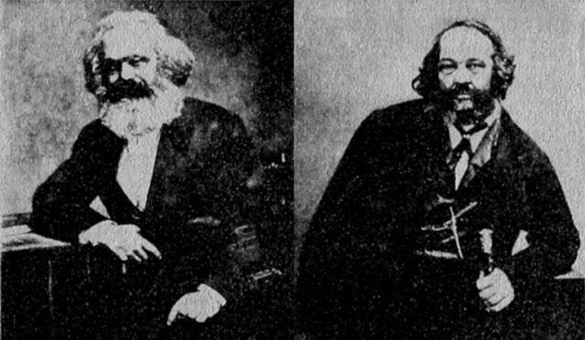 Bakunin y su afinidad por los «hérores», «estudiantes desclasados», «bandidos» y otros elementos «revolucionarios» Marxba10