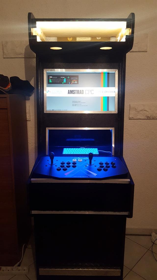 [WIP] 1ere création borne arcade 20171214
