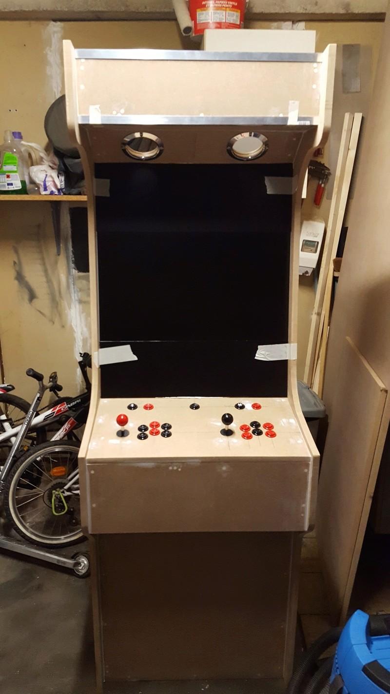[WIP] Borne arcade Asterix  20180413