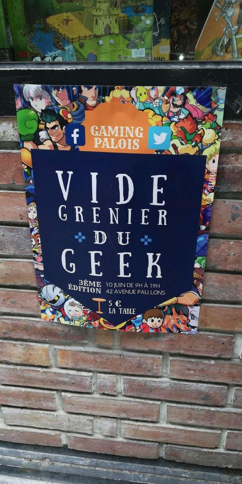 Vide grenier geek à lescar Img-2011