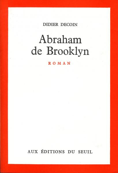 [Decoin, Didier] Abraham de Brooklyn 1164_c10