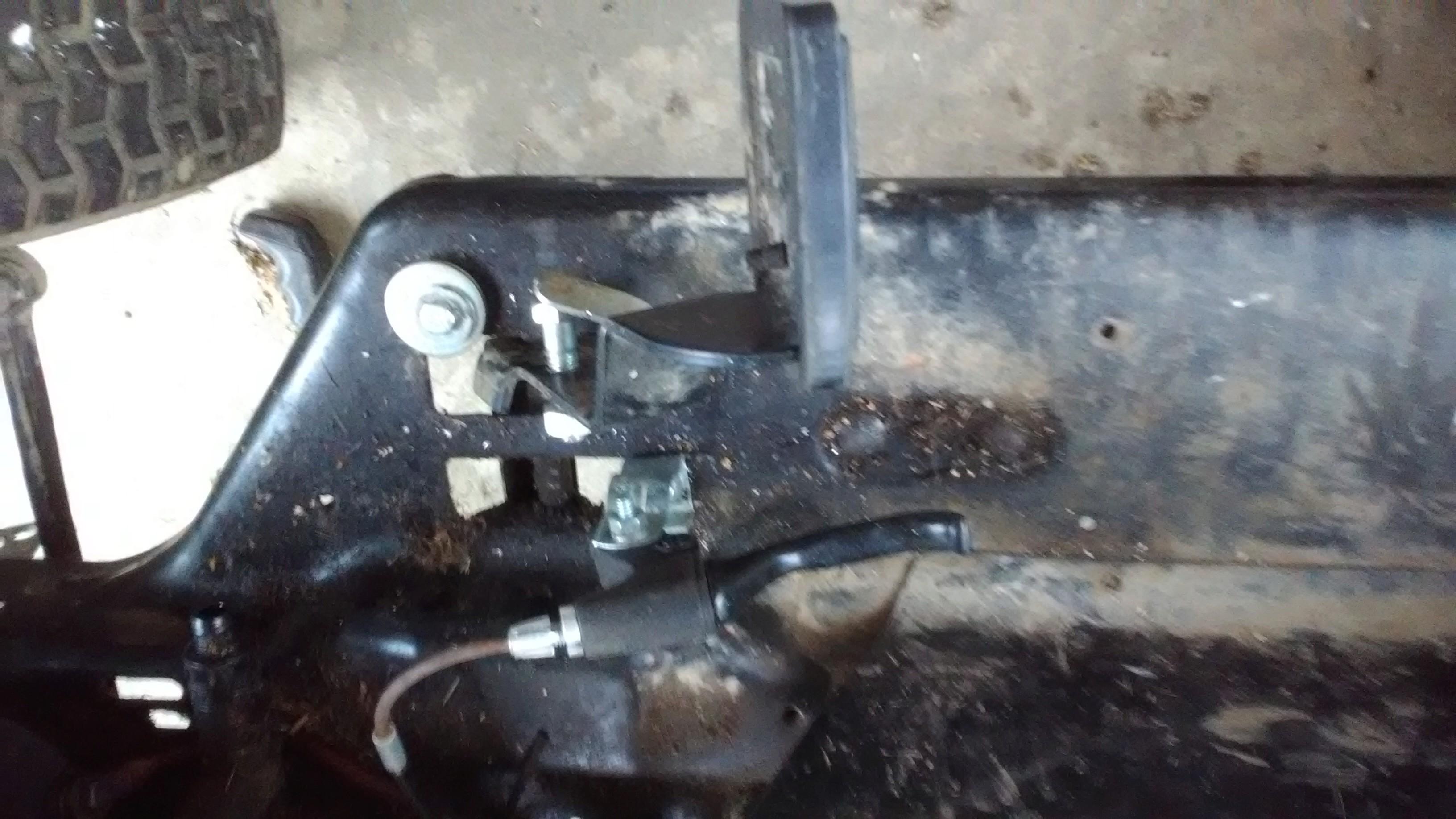 Brake placement?  15277110
