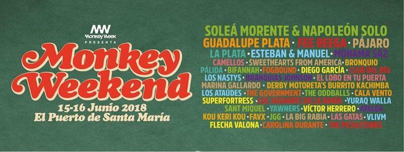 Monkey Weekend 2018 (Puerto de Santa María 15-16 junio) Monkey10
