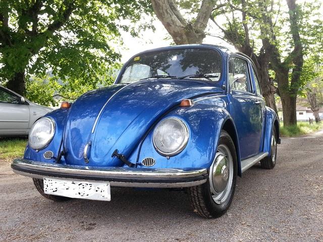 Saludos desde Zaragoza, Vw Escarabajo 1967 Volksw10