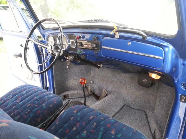 Saludos desde Zaragoza, Vw Escarabajo 1967 Volksw11