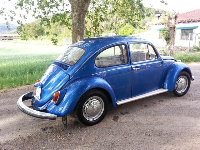 Saludos desde Zaragoza, Vw Escarabajo 1967 Volksw13