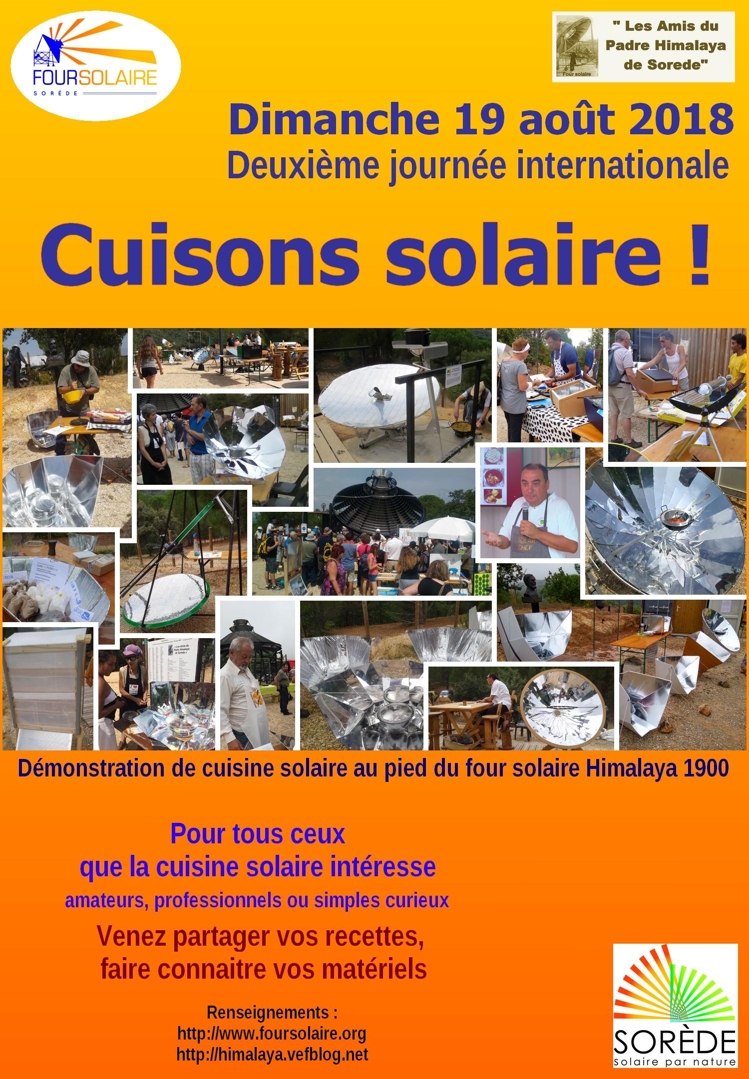 manifestation solaire de SOREDE Cuisol10