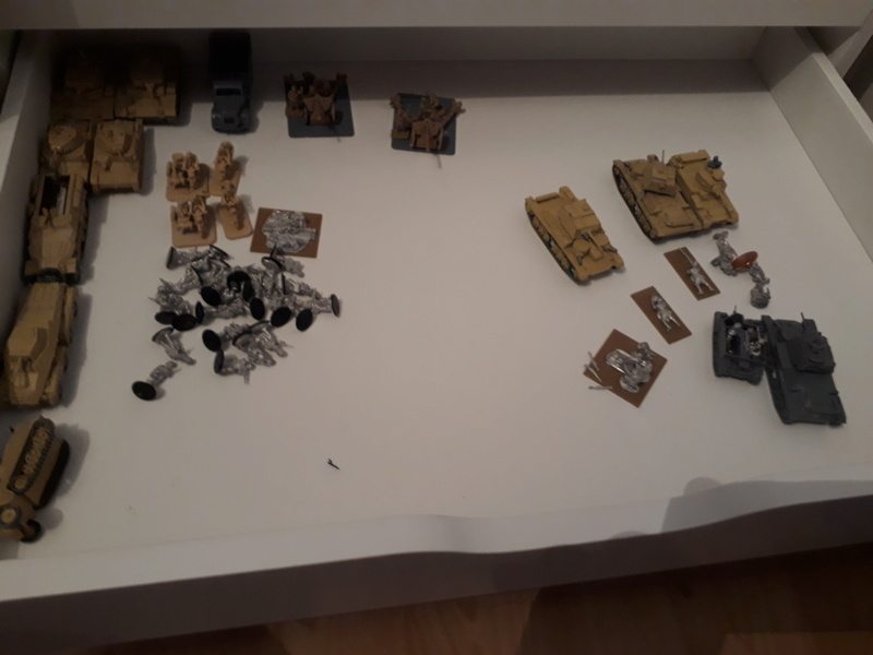 Miniature Storage Thread; Share/Questions 20180521