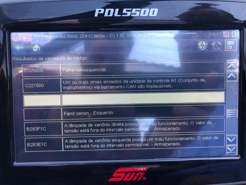 Ao atingir 20km/h trava as portas e aparecem EBD/ABS INDISPONIVEL e SOLTAR TRAVAO B1529710