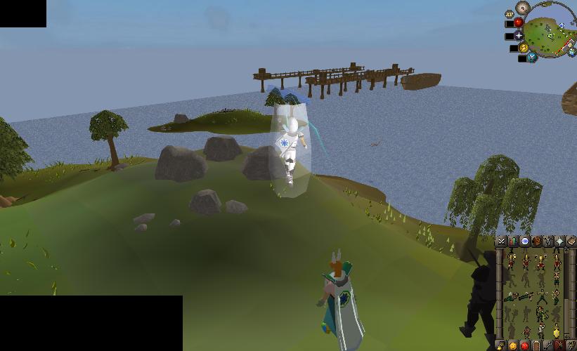 I finally did it I got my Quest Cape. Qpcape10