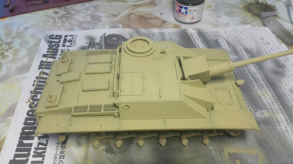 Stug III Ausf G 2018-026
