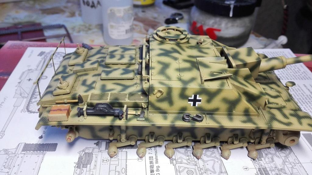 Stug III Ausf G 2018-034