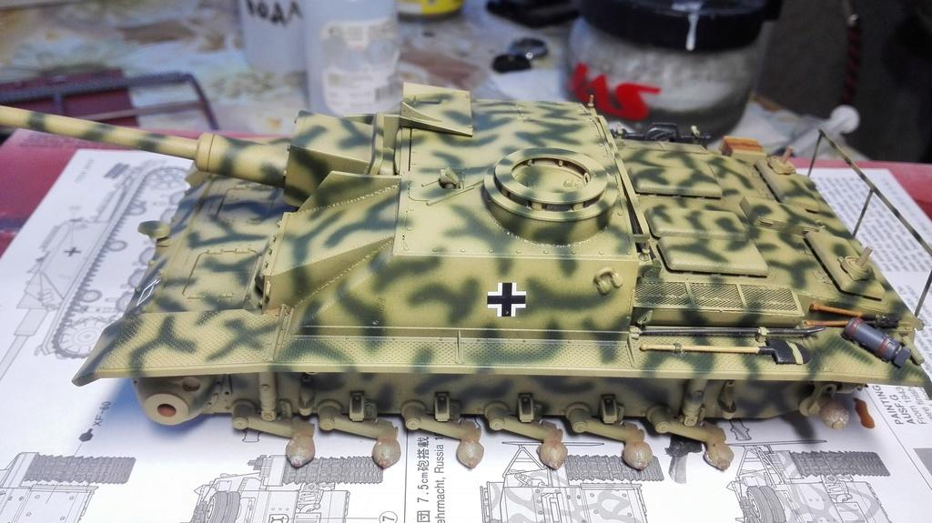 Stug III Ausf G 2018-036