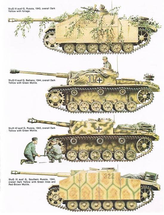 Stug III Ausf G 51032710