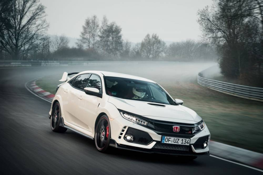 HONDA CIVIC 10 TYPE R 84642810