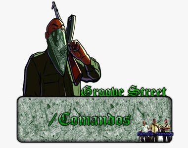 MANUAL DA GROOVE STREET Comand11