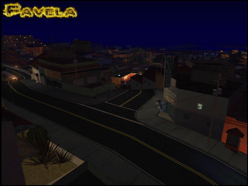 MANUAL DA GROOVE STREET Favela10