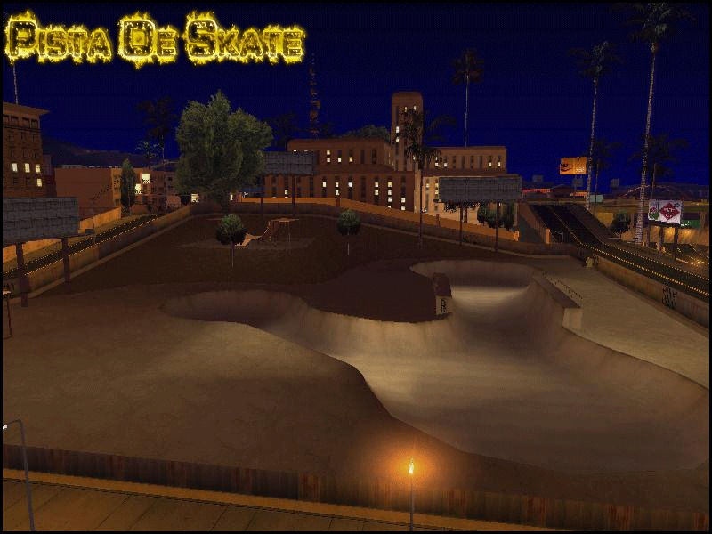 Manual Da Grove Street Skate10