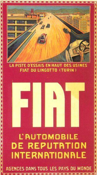 La saga des usines Fiat 8079410
